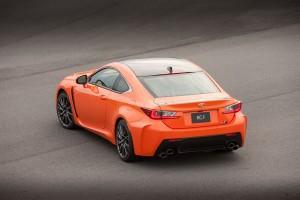 Lexus RC F - Bild 006