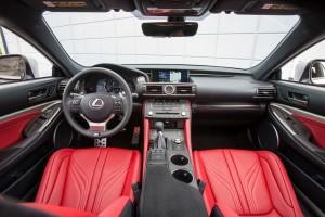 Lexus RC F - Bild 018