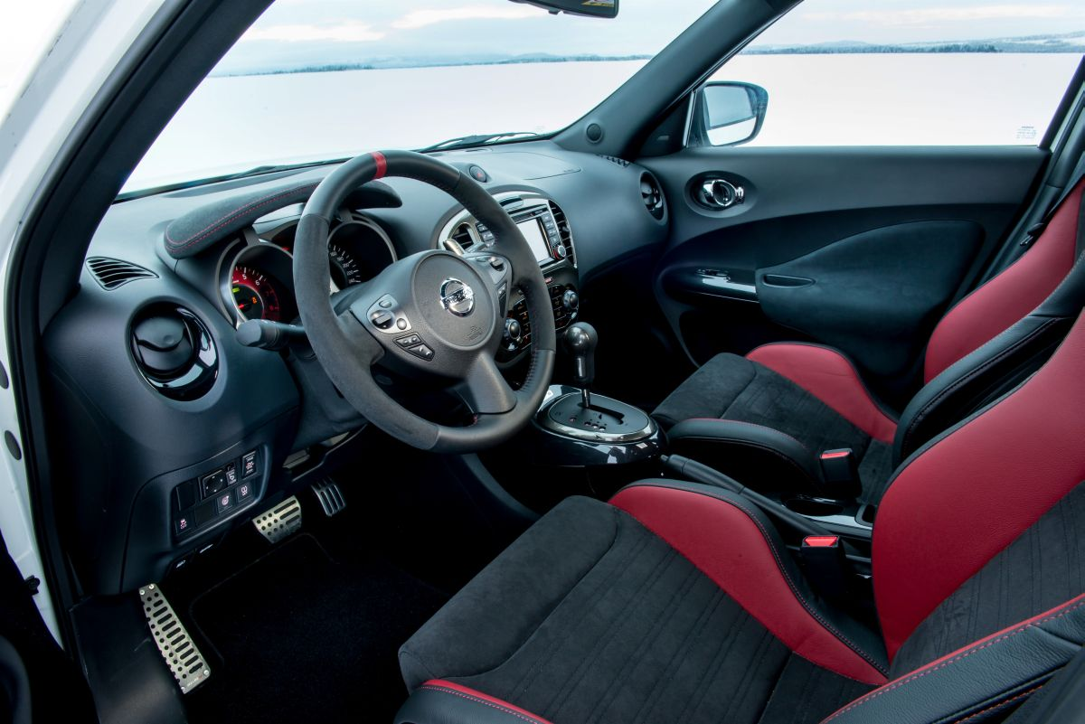 vorstellung nissan juke nismo rs japansport. Black Bedroom Furniture Sets. Home Design Ideas