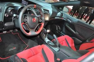 Honda Civic Type R Cockpit