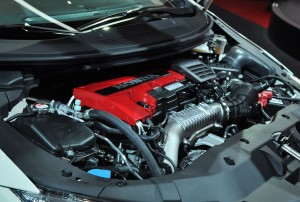 Honda Civic Type R Motor