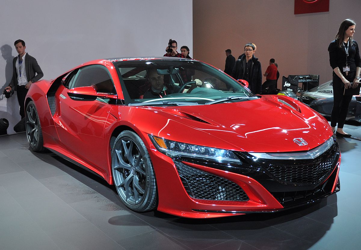 auto salon genf 2015 europa premiere f r den neuen honda nsx japansport. Black Bedroom Furniture Sets. Home Design Ideas