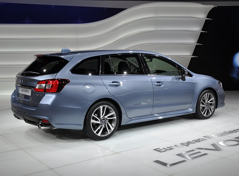 Auto Salon Genf 2015 Subaru Levorg Japansport