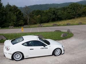 Toyota GT86 CS-R3 Test