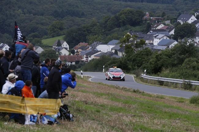 Toyota GT86 CS-R3 bei der Deutschland-Rallye