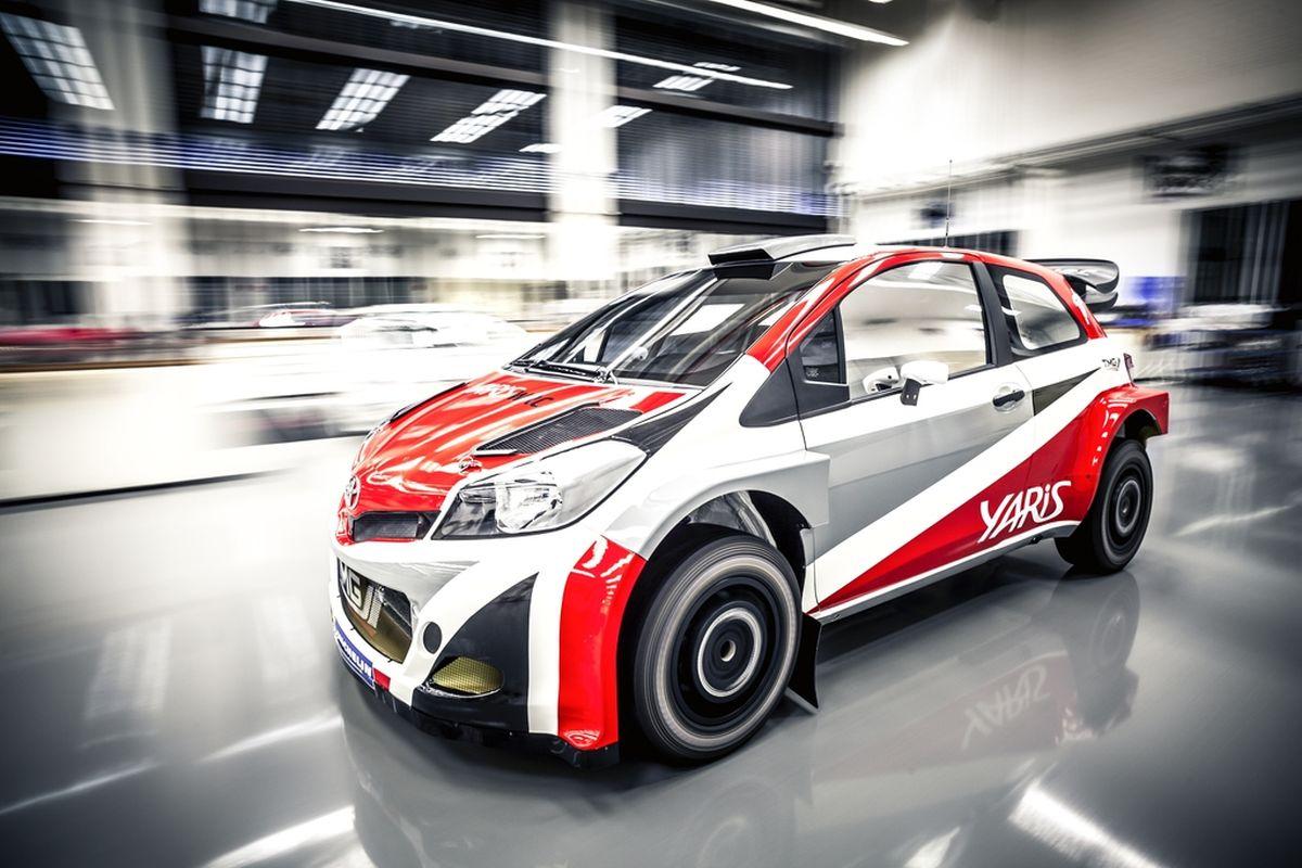 Toyota Yaris WRC - Bild 007