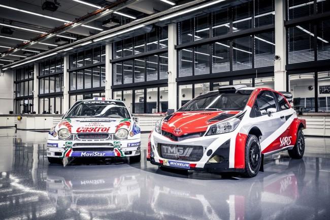 Toyota Yaris WRC - Bild 008