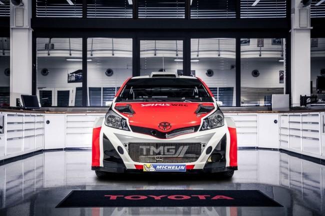 Toyota Yaris WRC - Bild 009