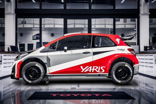 Toyota Yaris WRC - Bild 010
