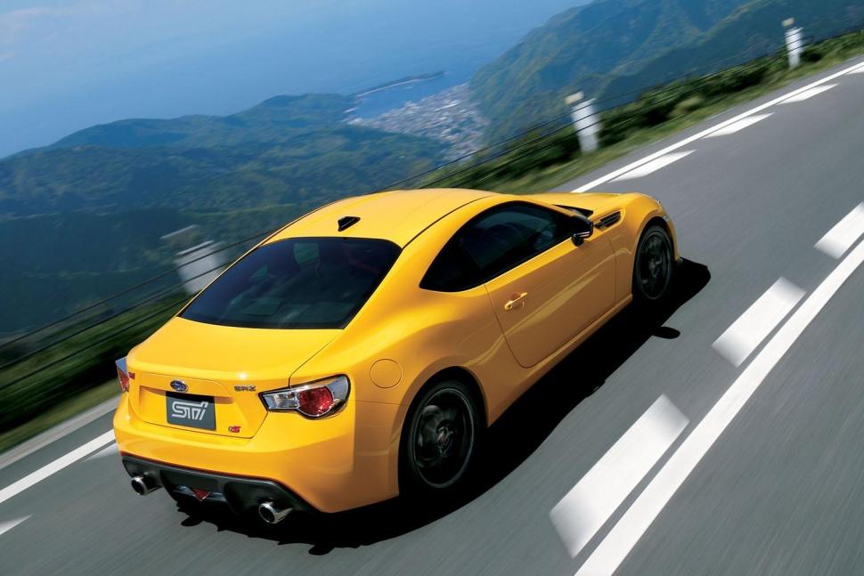 Subaru BRZ tS2