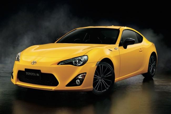 Toyota GT86 Yellow Limited - Bild 001