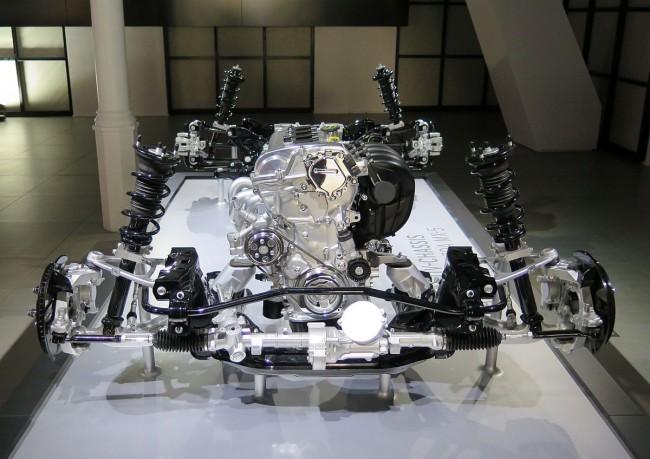 Mazda-MX-5 Chassis