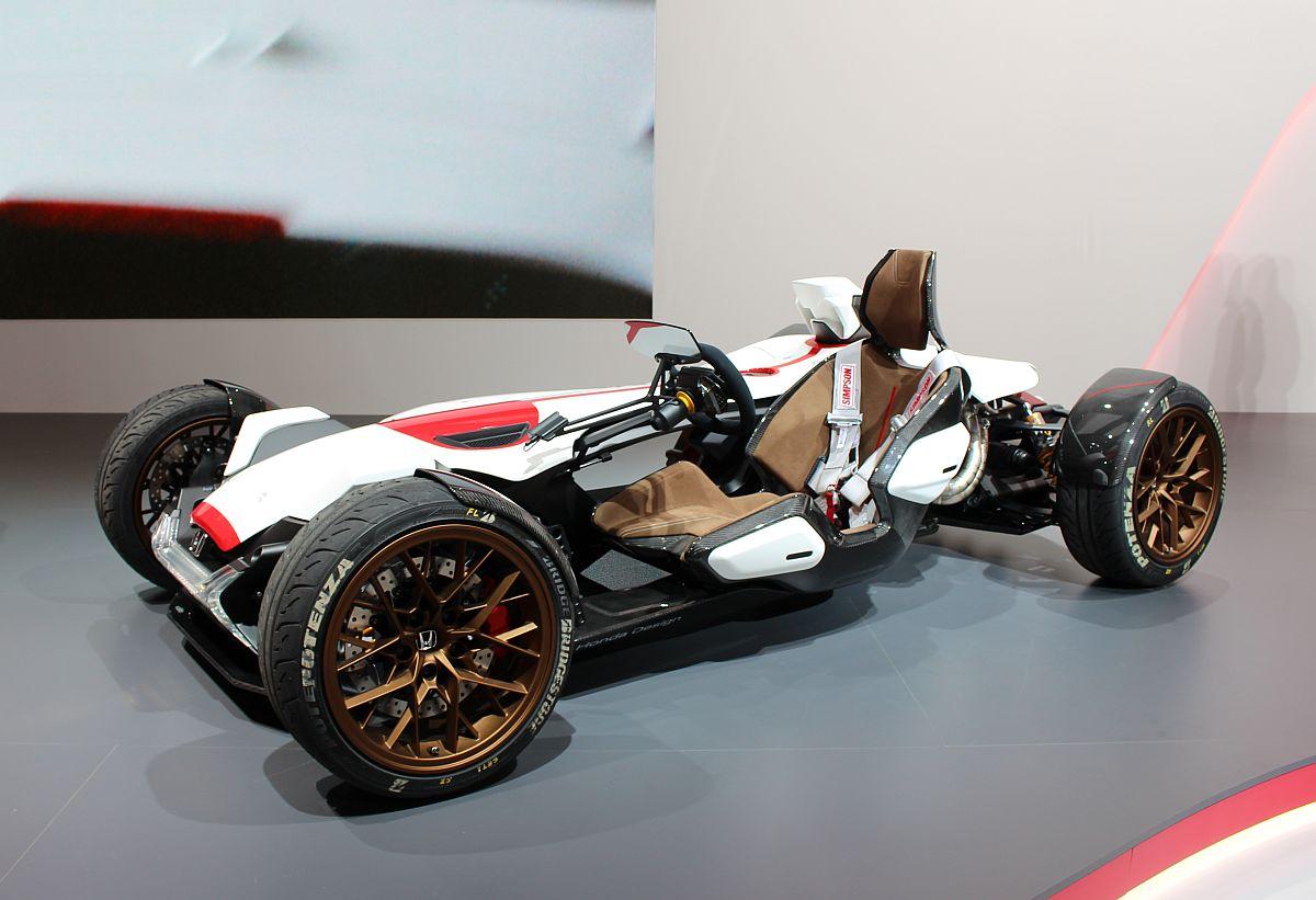 Honda Project 2-4 01