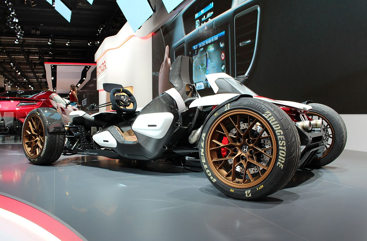 Honda Project 2-4 03