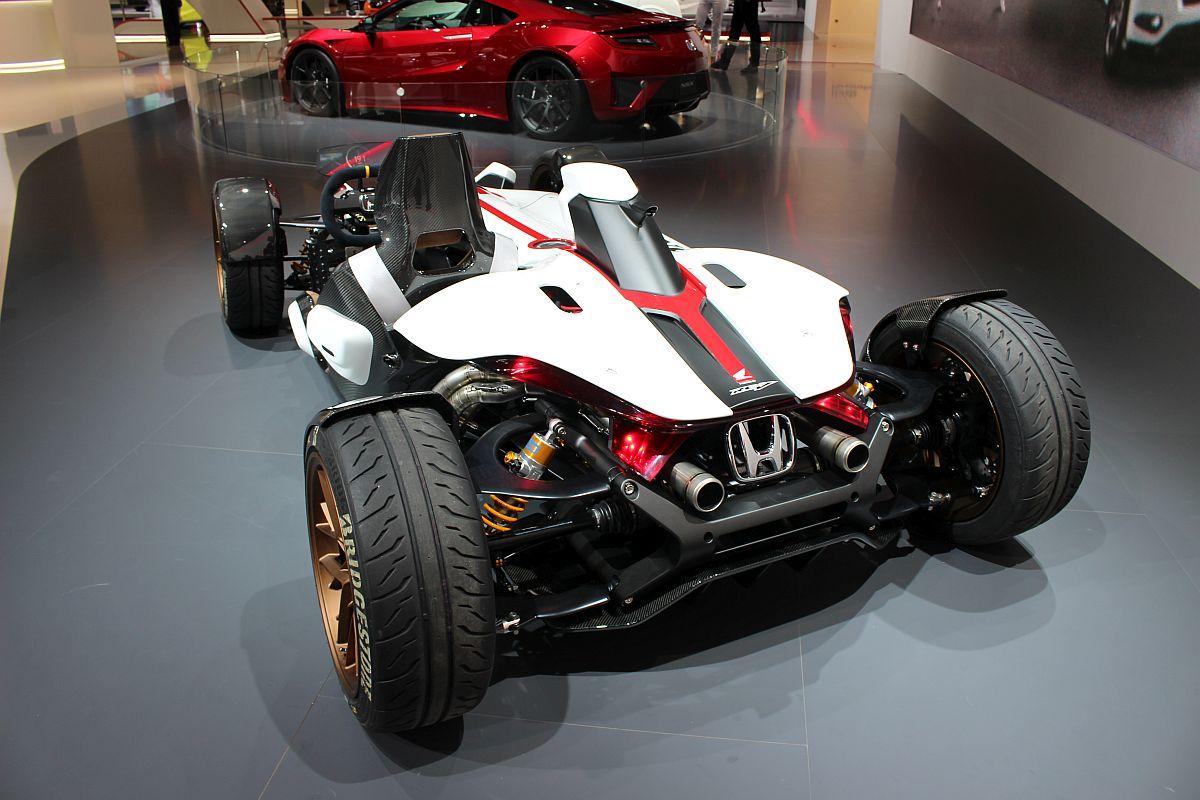 Honda Project 2-4 04