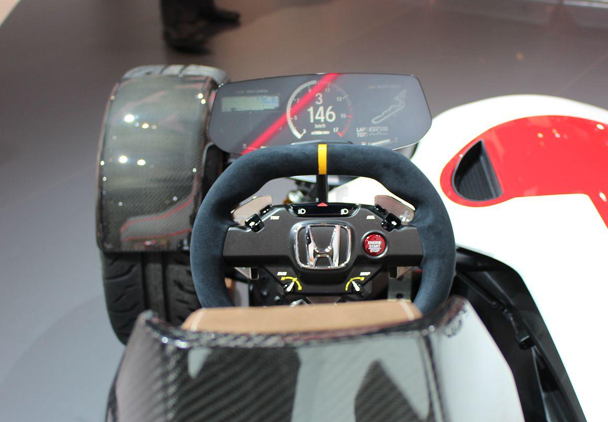 Honda Project 2-4 08