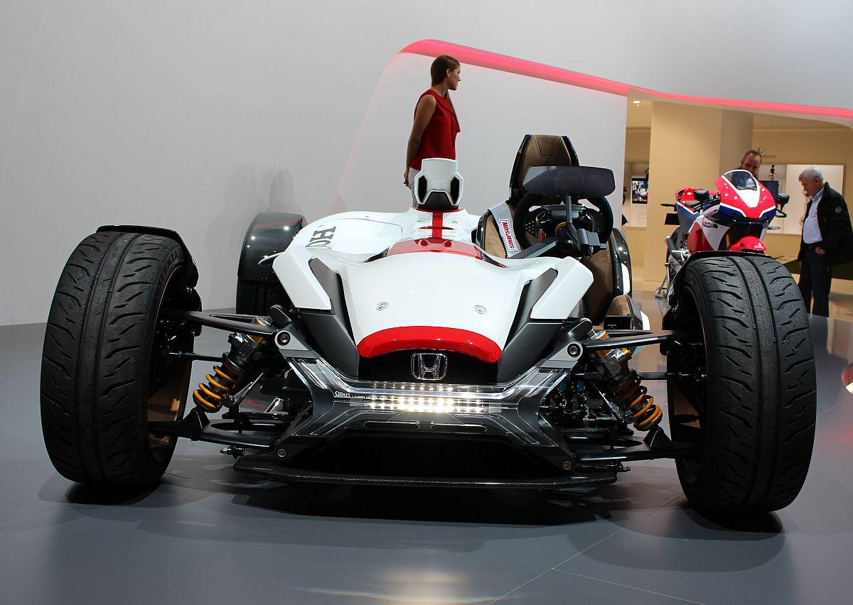 Honda Project 2-4 11