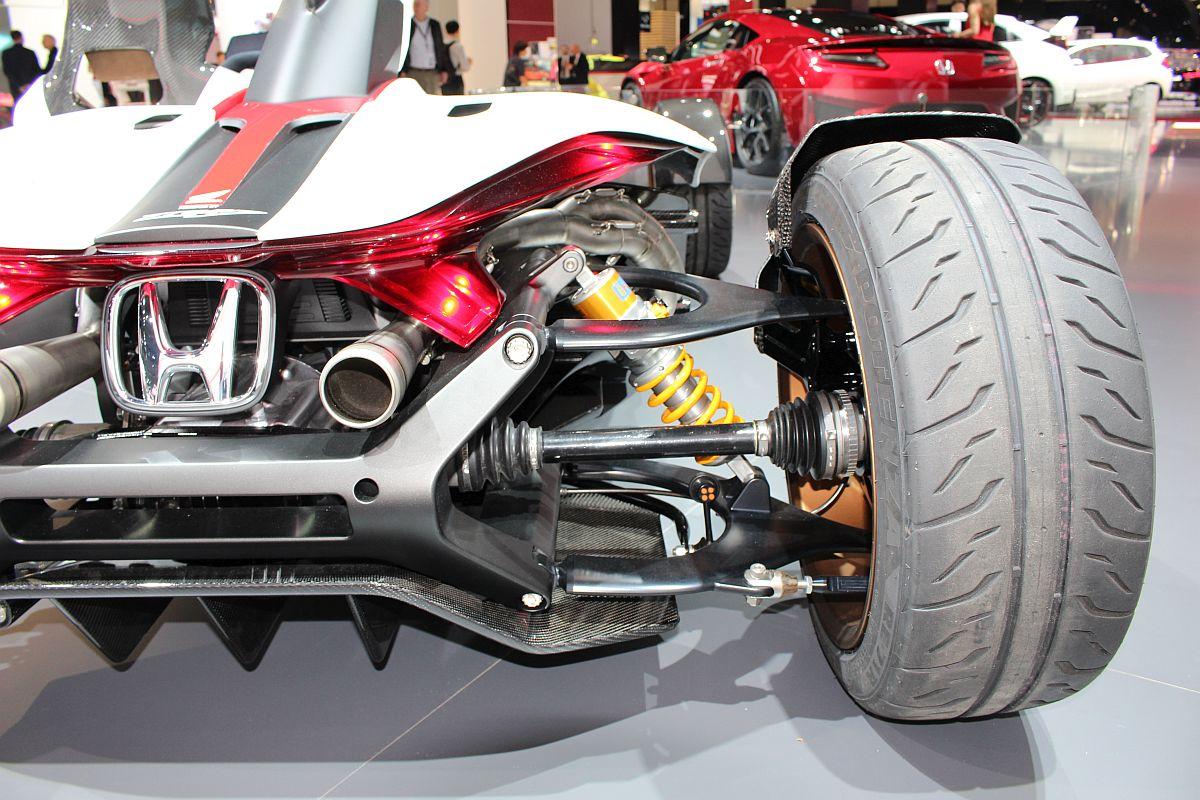 Honda Project 2-4 12