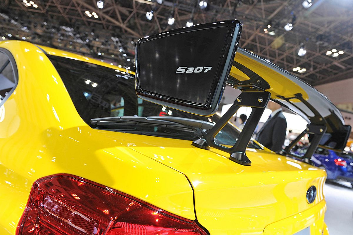 ... Stück: Der Subaru Impreza WRX STi S207 mit 328 PS – japansport.de