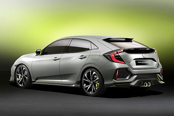 2017 Honda Civic Hatchback Si | 2017 - 2018 Best Car Reviews
