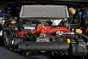 Subaru-WRX-STi-Motor
