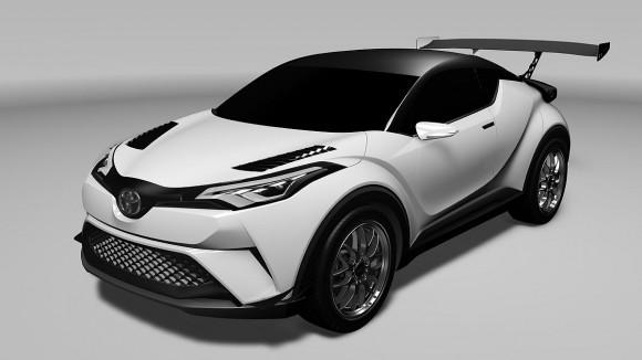 Toyota C-HR Racing