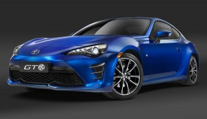 Toyota GT86 2017 in der US-Version