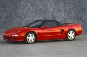 Honda NSX/Acura NSX von 1991