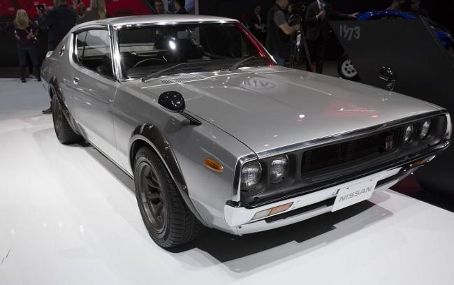 Nissan 2000 GT-R KPGC110