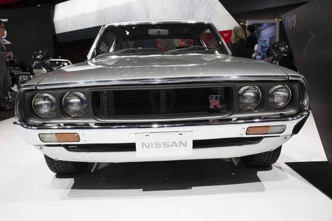 Nissan Skyline 2000 GT-R KPGC110