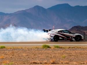 Nissan-GT-R-Nismo-Drift-Weltrekord-1