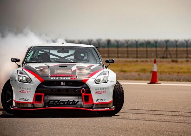 Nissan-GT-R-Nismo-Drift-Weltrekord-4