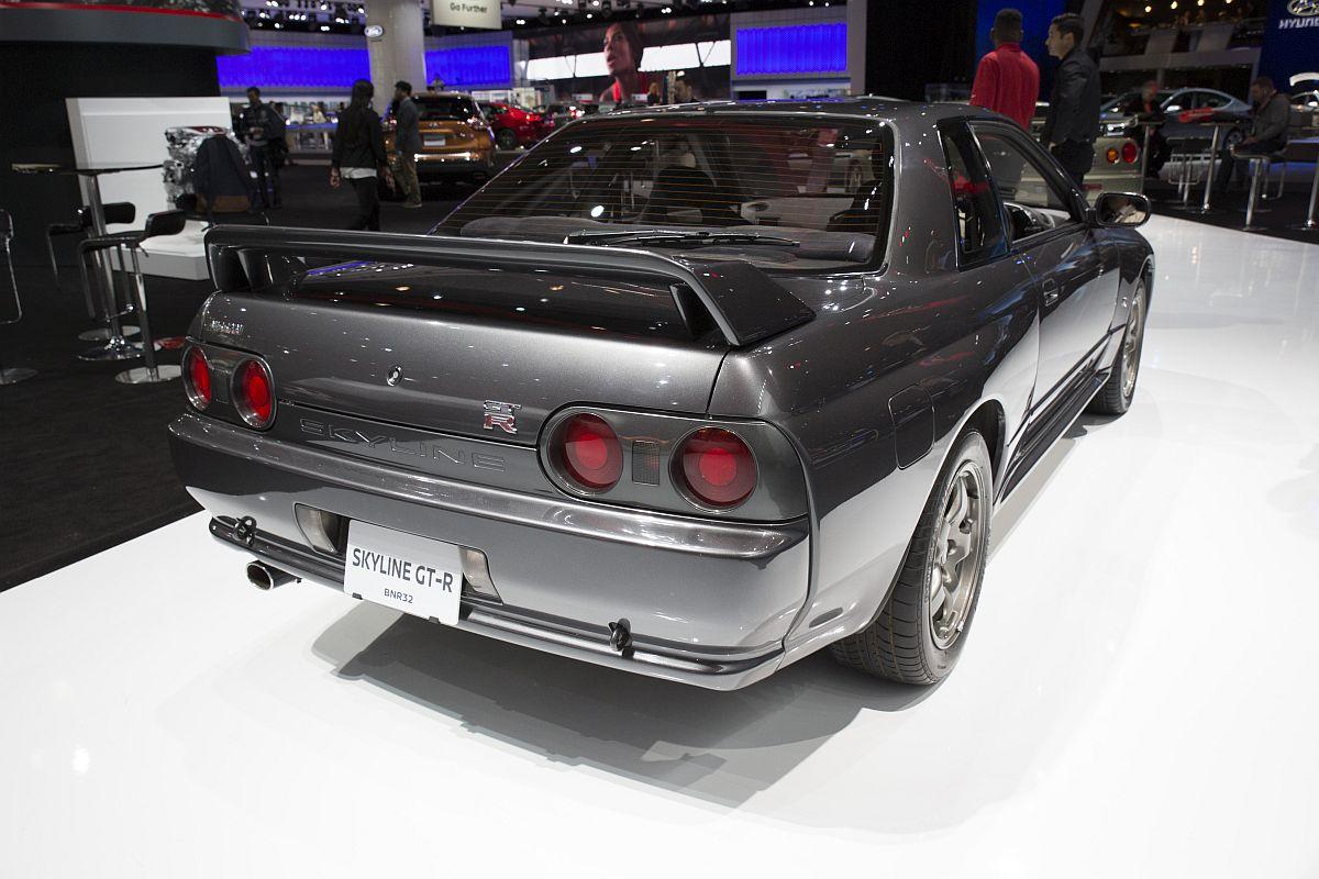 Nissan Skyline Gt R R