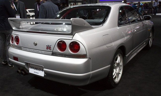 Nissan Skyline GT-R R33