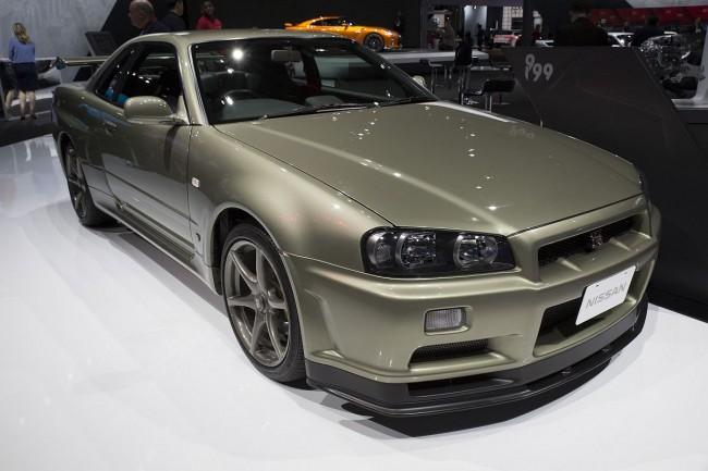 1999 Nissan Skyline GT-R R34 M-Spec Nür