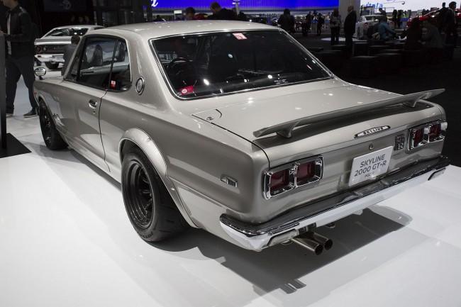 Skyline 2000 GT-R PGC10