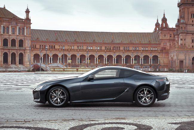 Fahrbericht: Lexus LC 500 - der Ferrari-Killer