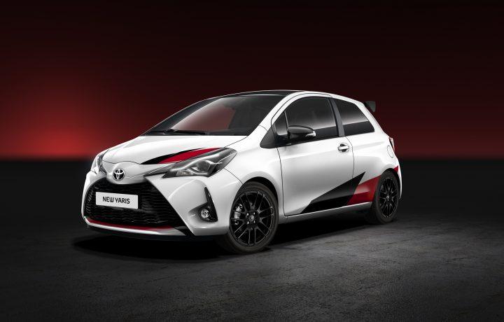 Vorbild WRC: Toyota Yaris Sport