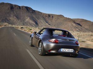 Fahrbericht Mazda MX-5 RF