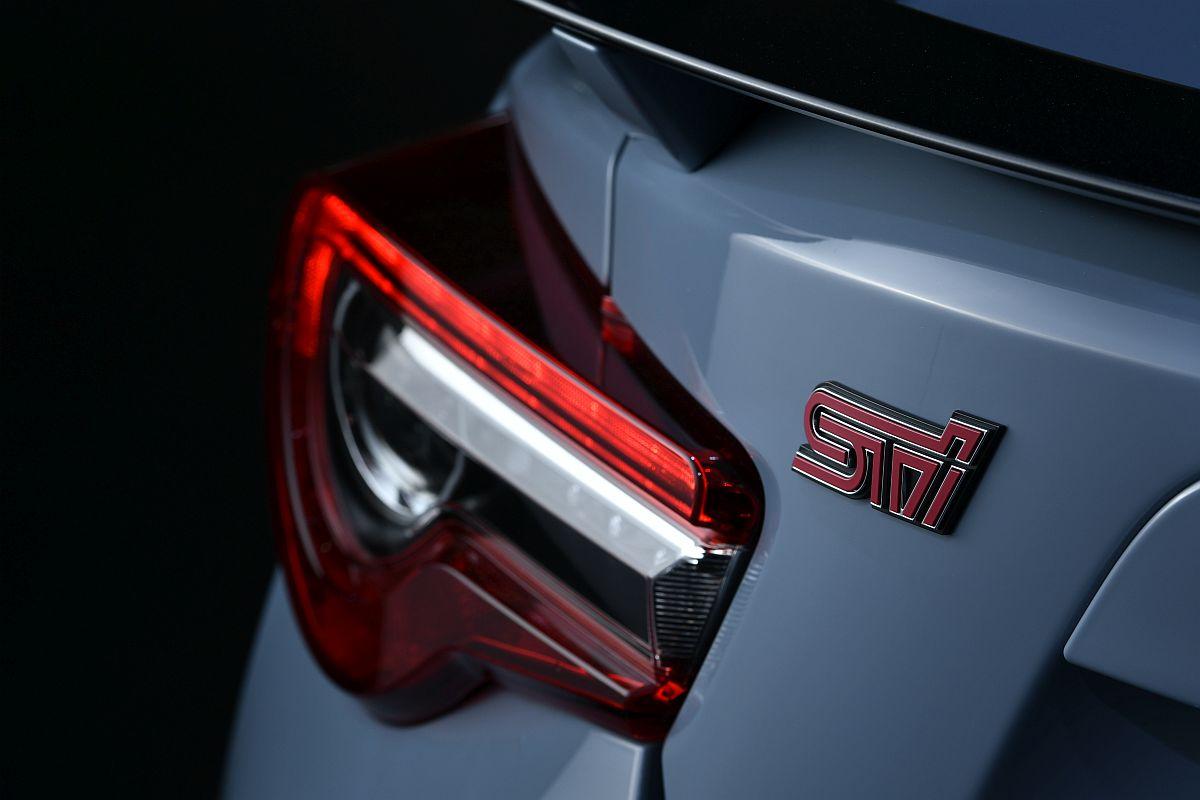 Subaru BRZ STi Sport Tokyo Motor Show 2017-05