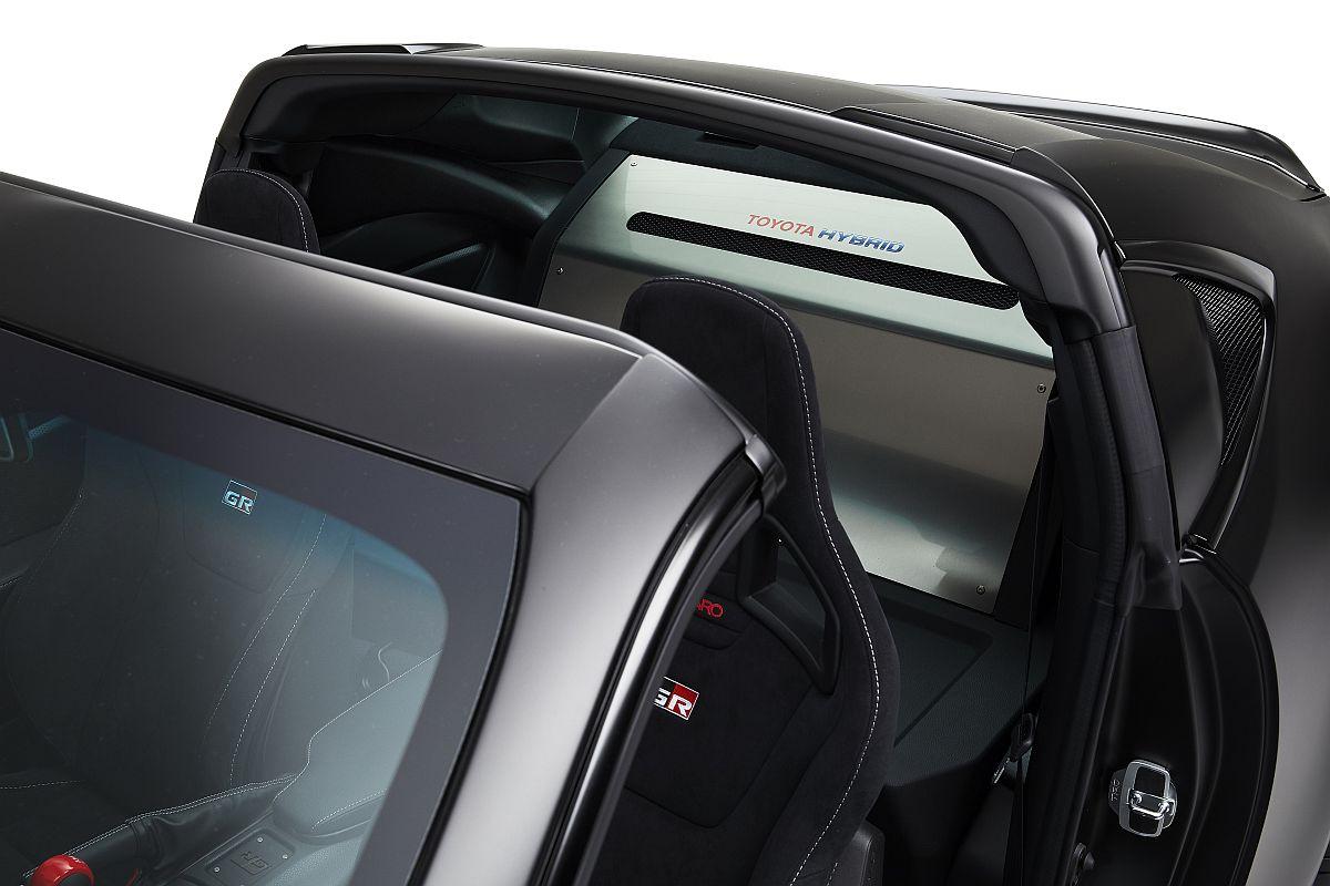 Toyota GR HV Sports concept Hybridbatterie