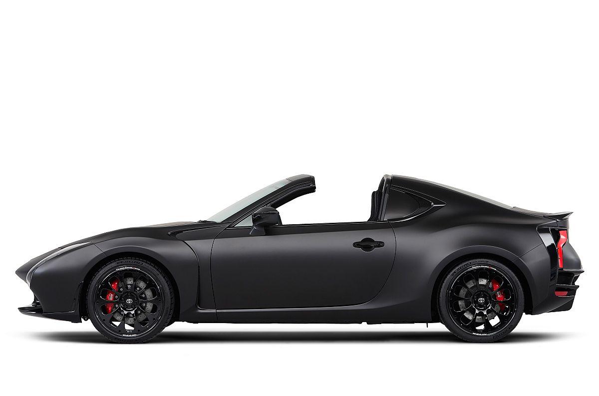 Toyota GR HV Sports concept Seite