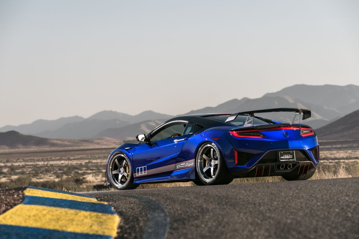 """Dream Project"" NSX by ScienceofSpeed"