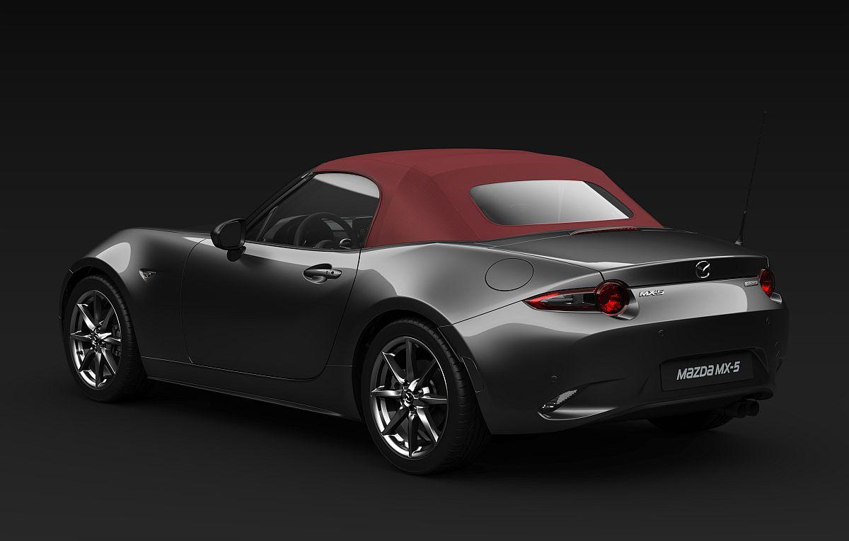 2018er updates f r den mazda mx 5 neue lackierungen sondermodell sakura und neue motoren f r. Black Bedroom Furniture Sets. Home Design Ideas