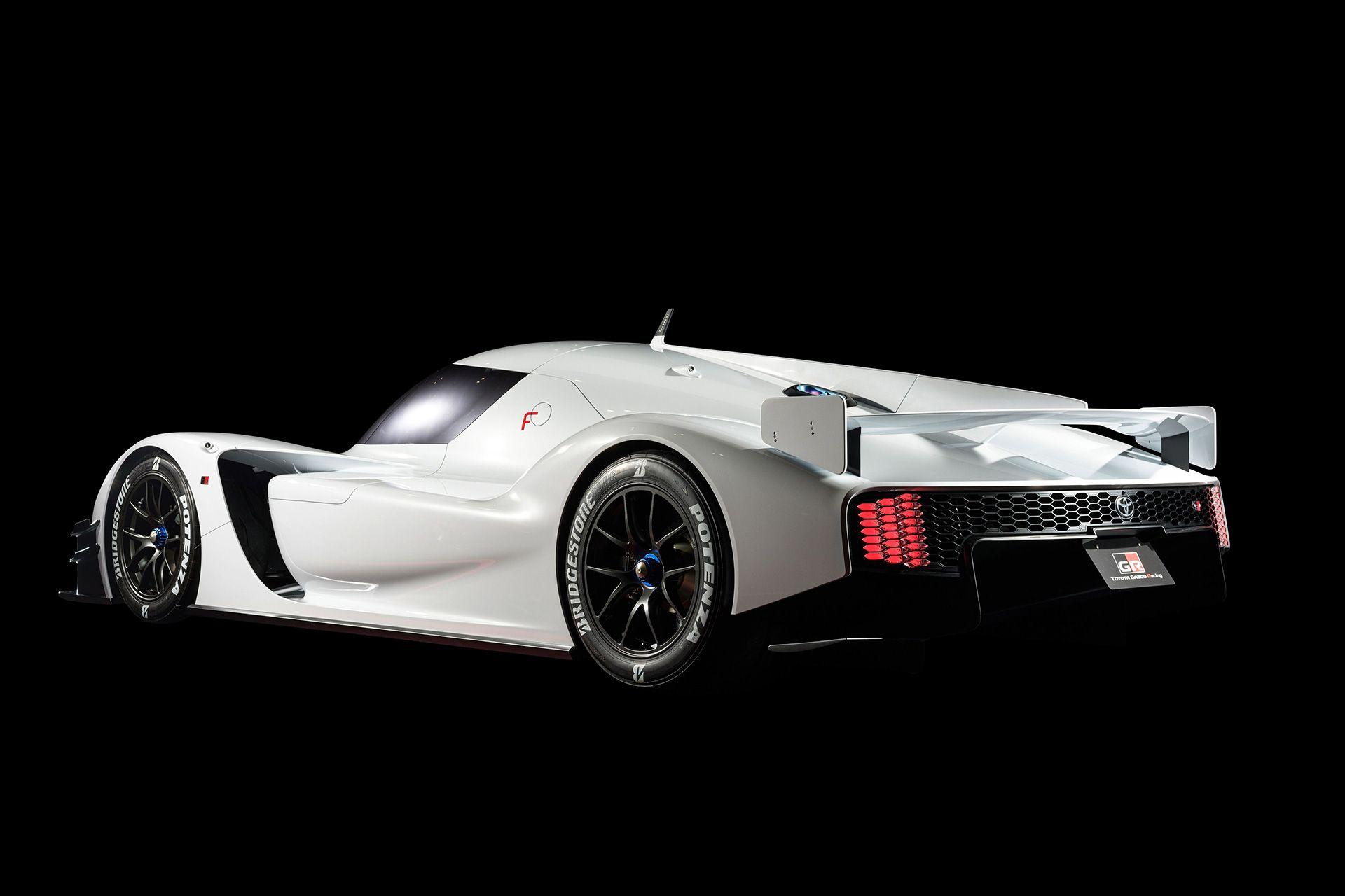 Toyota GR Super Sport Concept 4
