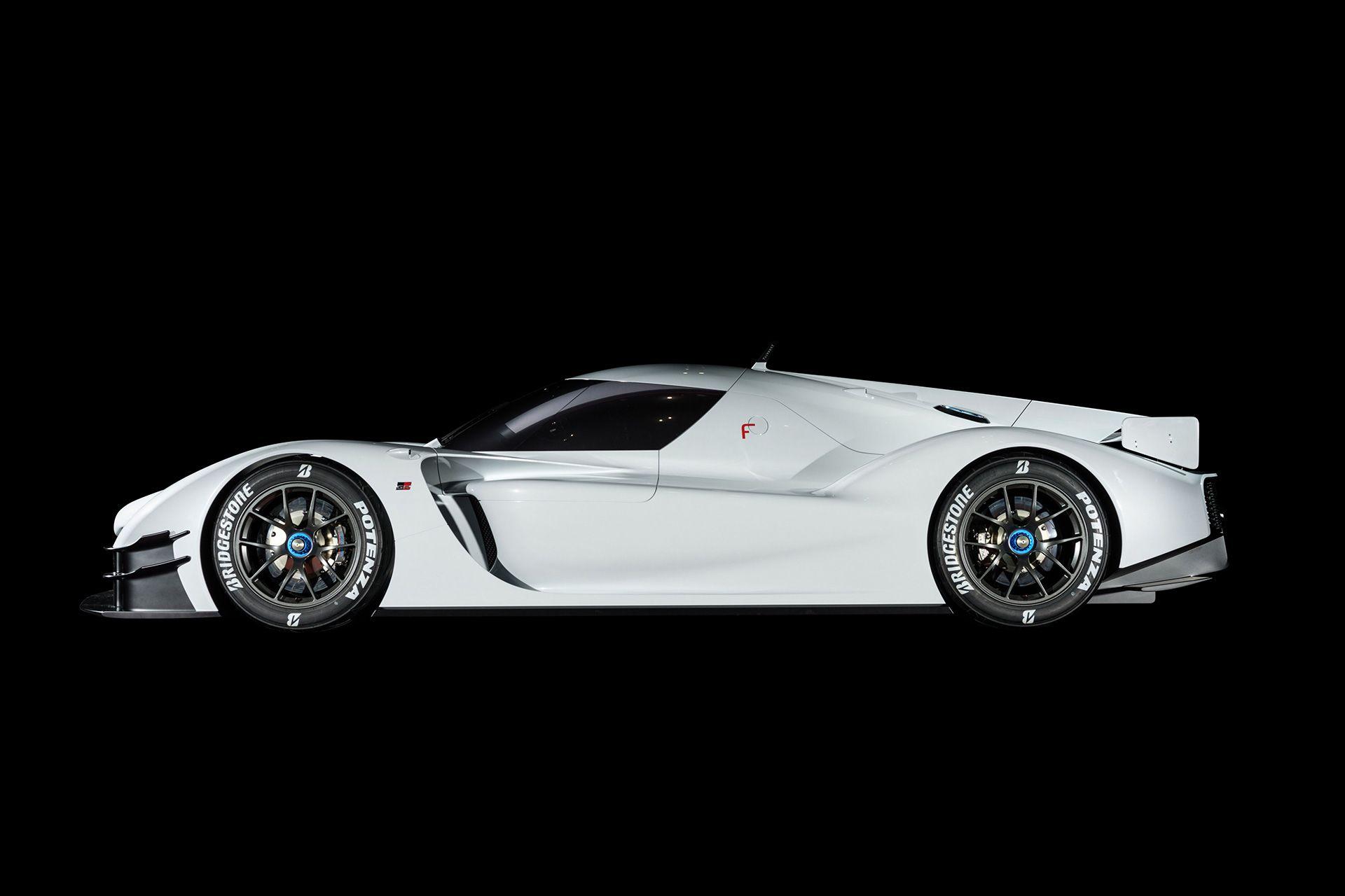 Toyota GR Super Sport Concept 5
