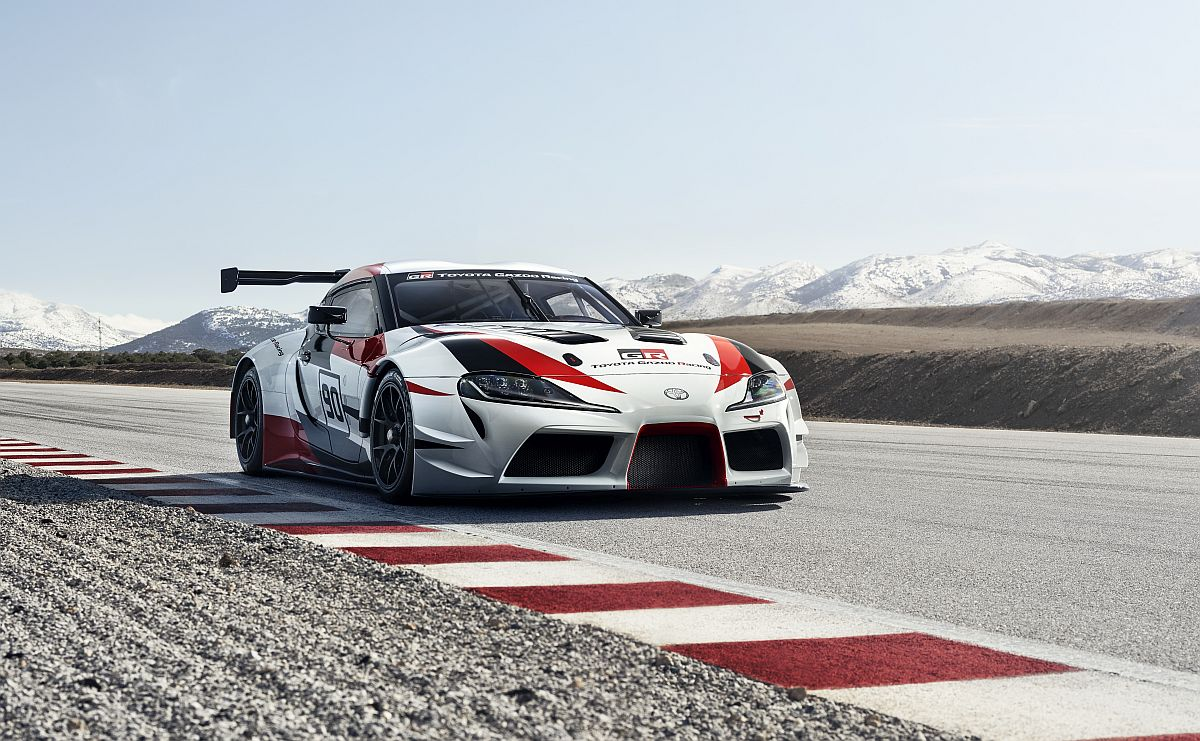 Toyota GR Supra Racing Concept 11