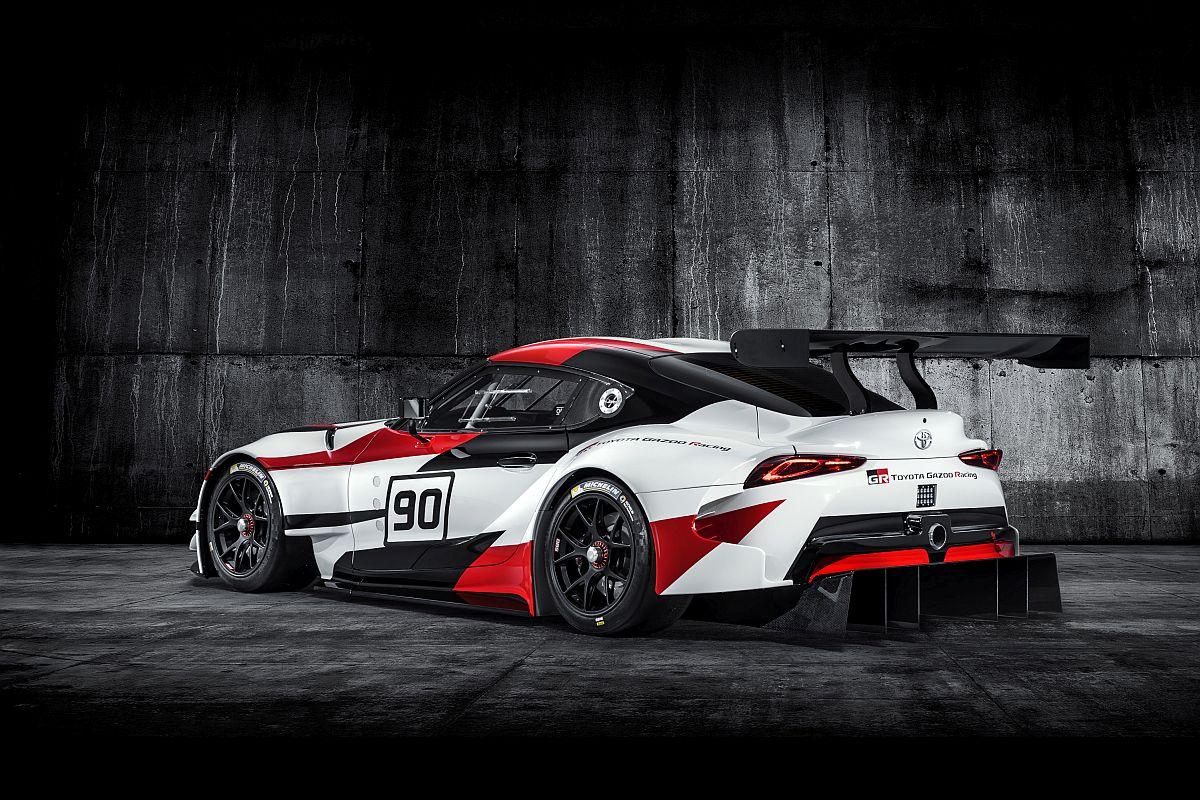 Toyota GR Supra Racing Concept 2