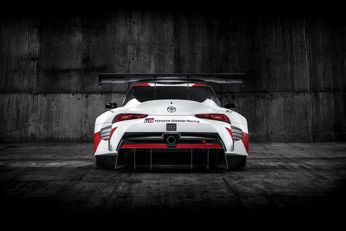 Toyota GR Supra Racing Concept 3