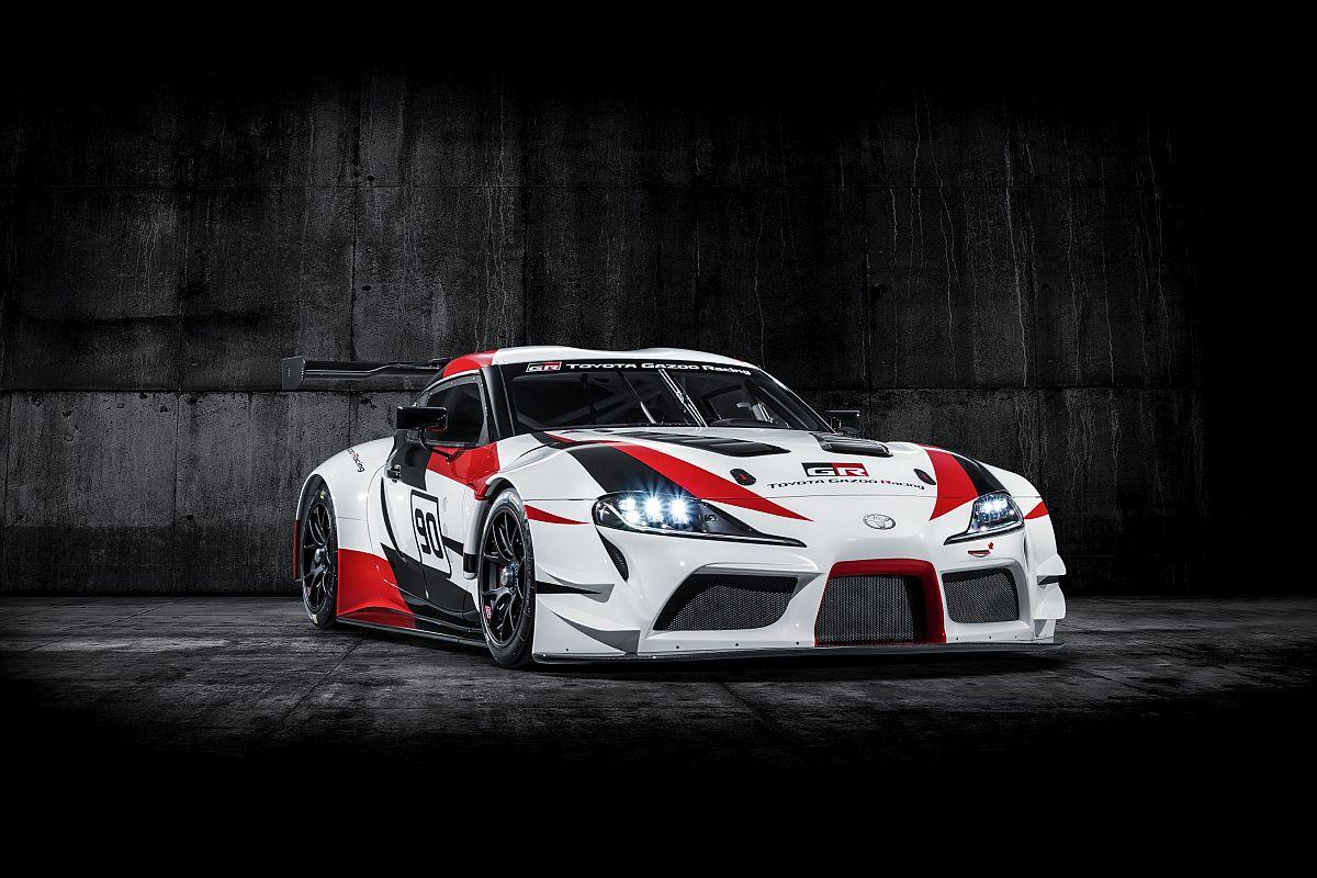 Toyota GR Supra Racing Concept 5